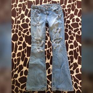 Vintage Mudd Jeans size 3